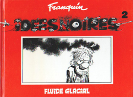 FRANQUIN - Idées Noires 2 - FLUIDE GLACIAL - Franquin