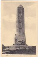 02 - CHEMIN DES DAMES - CRAONNE (Aisne) - Monument élevé à La Mémoire De La 36e Division D'Infanterie - Monuments Aux Morts