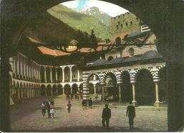Rila (Bulgaria) Monastère De Rila, Rila Kloster, Monastero Di Rila I Chiostri - Bulgaria