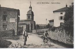 LA VILLE  118  ENTREE DU BOURG  VELO - France