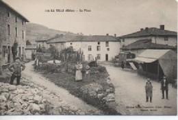 LA VILLE  1189  LA PLACE - France