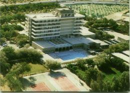 ABU DABHI - HILTON HOTEL AL AIN - VINTAGE POSTCARD - 1970s (BG2004) - United Arab Emirates