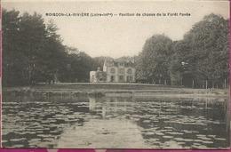 D44 - MOISDON LA RIVIERE - Pavillon De Chasse De La Foret Pavée - Moisdon La Riviere