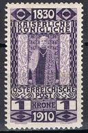 AUTRICHE 132* - Unused Stamps