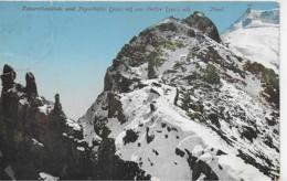 AK 0141  Tabarettawände Und Payerhütte Am Ortler- Verlag Amonn Um 1910-20 - Bolzano