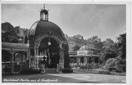 AK 0142  Karlsbad - Partie Aus Dem Stadtpark / Foto Schlee Um 1937 - Tschechische Republik
