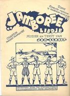 Vogelenzang, Bloemendaal, Jamboree 1937, Jamboreeliedje (scouting, Padvinderij, Padvinders) (piano Arrangement) - Partituren