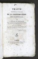 Militaria Batterie Artiglieria - Traité De La Construction Des Batteries - 1826 - Documenti
