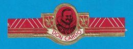 1 BAGUE DE CIGARE DON CARDO - Bagues De Cigares