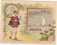 Chromo Glacé - Biscuits Huntley & Palmers, Reading Et Londres - Autres