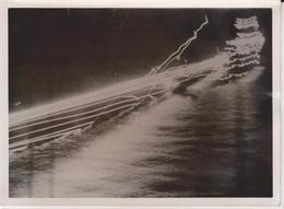 MITTERNACHT SCHACHTEN AM BACKBORD KRIEGSMARINE FOTO DE PRESSE WW2 WWII WORLD WAR 2 WELTKRIEG - Barcos