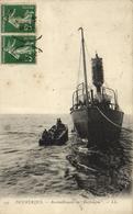 """1 Cpa Dunkerque - Ravitaillement Du """"ruytingen"""" - Dunkerque"""