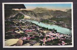 CPSM VIET NAM - NORD VIETNAM - TUYEN-QUANG - Vue Générale - Très Jolie Vue Aérienne Du Village Avec Détails Maisons - Viêt-Nam