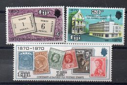 FIDJI  Timbres Neufs ** De 1970  ( Ref 6016 )  Timbre Sur Timbre - Fidji (1970-...)
