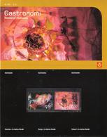 Norway Norge 2005 Europa: Gastronomy Mi  1548-1549  MNH(**) In Folder - Ongebruikt