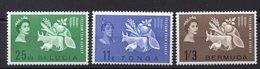 BERMUDES  Timbres Neufs ** De 1963  ( Ref 6018 ) Lutte Contre La Faim - Voir Descriptif - Bermudes