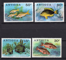 1979 - ANTIGUA - Mi. Nr. 543/546 - NH - (UP.207.37) - Antigua E Barbuda (1981-...)