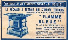 Carnet Incomplet Taxe N°3 - Algérie (1924-1962)
