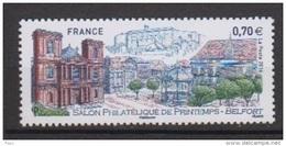 2016-N°5041** BELFORT SALON PHILATELIQUE - France