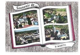 D 36   St MARCEL  Multivues - Francia