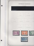 NOUVELLE CALEDONIE Sèrie Complète 4 T Neufs X  N°YT 162 à 165  - 1931 - Exposition Coloniale De Paris - Nouvelle-Calédonie