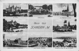 ALLEMAGNE - Gruss Aus SCHWERIN - Schwerin