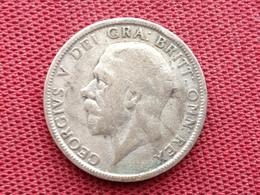 GRANDE BRETAGNE Monnaie One Florin 1928 En Argent - 1902-1971 : Monnaies Post-Victoriennes