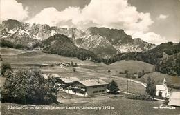 ALLEMAGNE - Scheffau-Zill BERSCHTESGADENER Land M. Untersberg - Berchtesgaden