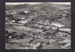 CPSM 71 - SERRIERES - Serrières - Vue Générale - Au Second Plan , Les Monterrains - TB PLAN Aérien Village Dans Vallée - Other Municipalities