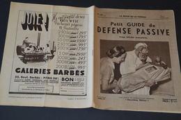 109/ Coupure De Presse-clipping - 24 Pages - Année 1939 - Militaria - Guide De Défense Passive - Books, Magazines, Comics