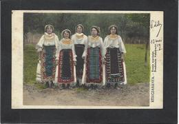 CPA Roumanie Romania Roemenie Type Ethnic Non Circulé Voir Scan Du Dos - Romania