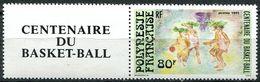 Polynésie, N° 382** Y Et T (avec Vignette) - Polinesia Francesa