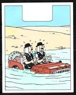 Tintin : Ancien Cahier D'école Tintin Vierge ( Sans écritures à L'intérieur ). - Old Paper