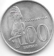 *indonesia 100 Rupiah 2002  Km 61  Unc - Indonesia