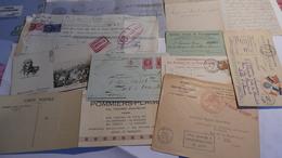 Lots De Vieux Papiers Divers - Vieux Papiers