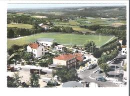 D 40   MONTFORT En CHALOSSE  Vue Panramique Aerienne  (stade De Rugby) - Montfort En Chalosse