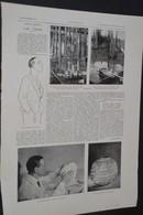 113/ Coupure De Presse-clipping - 1 Pages - Année 1940  - Verrerie - André HUNEBELLE - Books, Magazines, Comics
