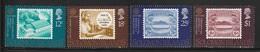 SALOMON - 1983 - N°499/502 ** Année Mondiale Des Communications - Salomoninseln (Salomonen 1978-...)