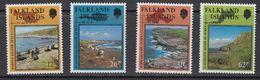 Falkland Islands 1990 Nature Reserves 4v ** Mnh (41726F) - Falklandeilanden