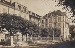 URIAGE LES BAINS - ISÈRE - (38)  -  CARTE-PHOTO 1907. - Uriage