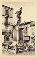 BRUYERES EN VOSGES - Le Monument Aux Morts - Monuments Aux Morts