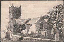 Marhamchurch Church, Cornwall, C.1905-10 - Frith's Postcard - England