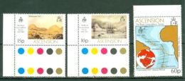 Ascension: 1980   150th Anniv Of Royal Geographical Society   MNH - Ascension