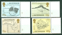 Ascension: 1981   Early Maps Of Ascension   MNH - Ascension