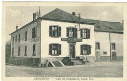 Café Du Commerce, (Louis Seil) CRUCHTEN - Cartes Postales
