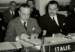 GAETANO MARTINO   Press Prensa Presse Photo Photos Fotos Photographia Italia Italie Italien - Places