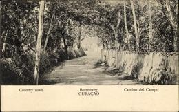 Cp Curaçao, Buitenweg, Country Road, Camino Del Campo - Venezuela