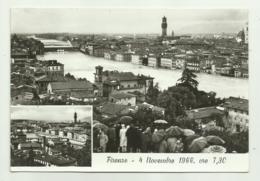 FIRENZE - 4 NOVEMBRE 1966, ORE 7,30 - NV FG - Firenze