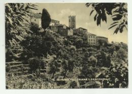 S.QUIRINO VALLERIANA - PANORAMA   VIAGGIATA  FG - Pistoia