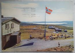 Norway - Norge - Pellestova, Pr. Hunder St., 970 M.o.h.   Vg 1960 - Norvegia